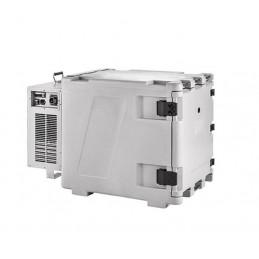 Conteneur réfrigéré 148 litres statique ouverture avant