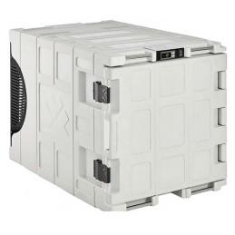 Conteneur de refroidissement 135 litres statique ouverture avant.