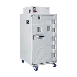 Conteneur de refroidissement 488 litres ventilé ouverture avant.