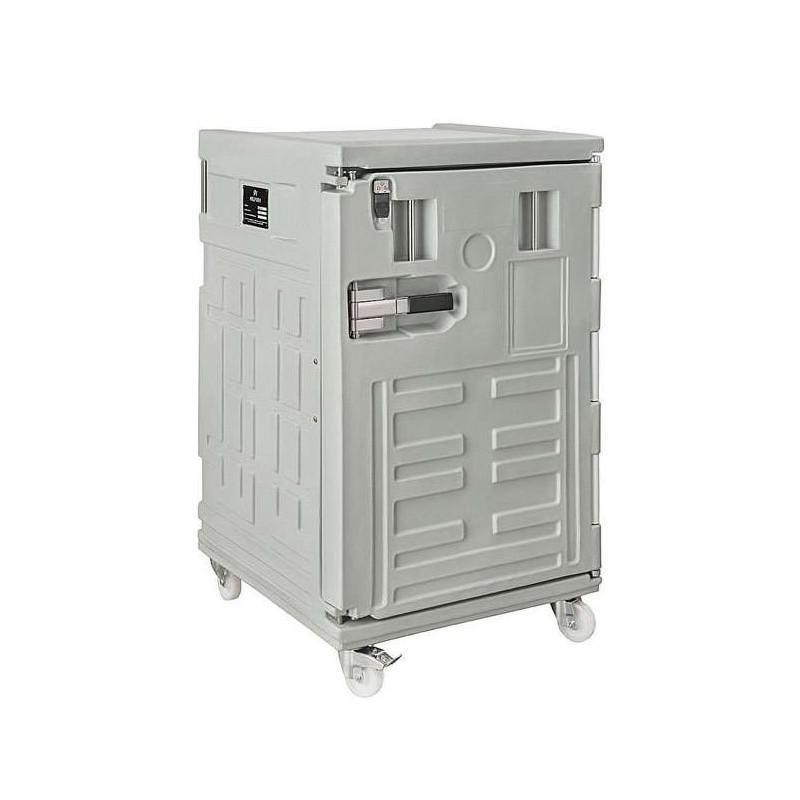 Conteneur isotherme cargo Line 370 litres sur roues