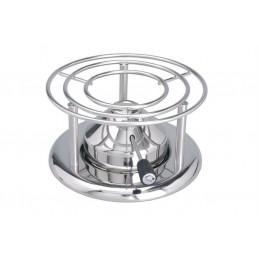 Réchaud de table professionnel inox 210 mm