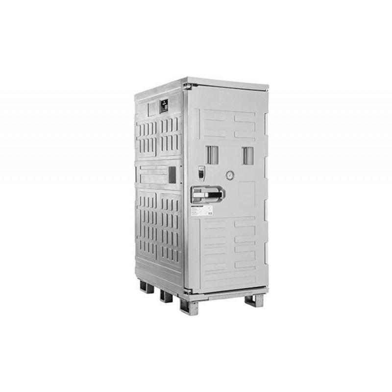 Conteneur isotherme cargo Line 1000 litres sur 6 pieds.