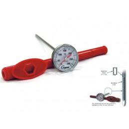 Thermomètre alimentaire analogique à coeur +10 à + 285 degrés