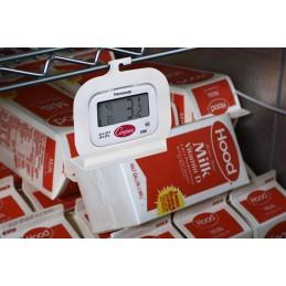 Thermomètre numérique pour réfrigérateur et congélateur : mise en situation