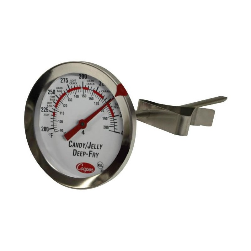 Thermomètre pour fabrication de confiseries