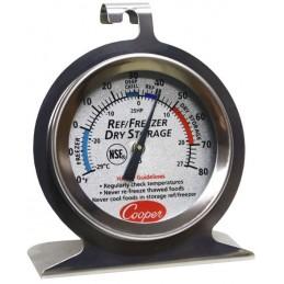 Thermomètre pour réfrigérateur et congélateur HACCP