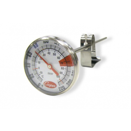 Thermomètre expresso et café à cadran