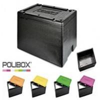 Conteneur isotherme POLIBOX