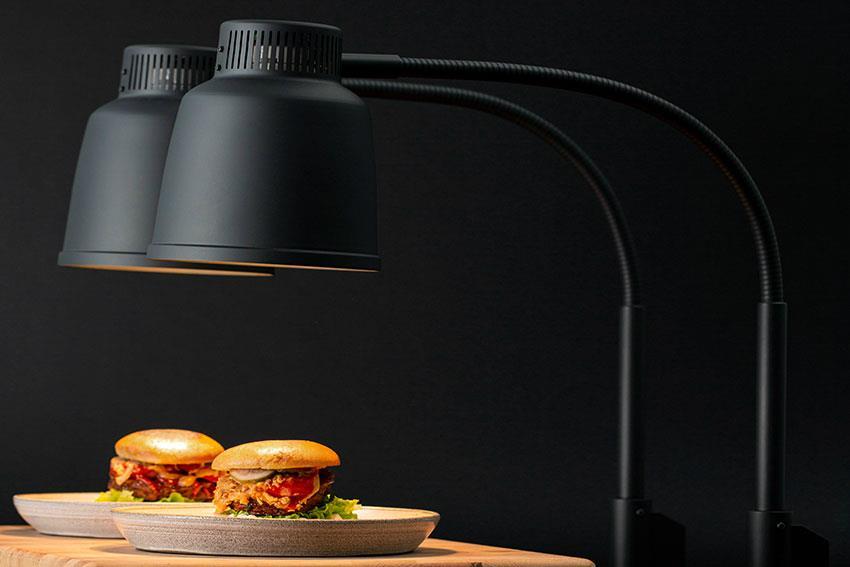 Lampe chauffante autonome détaché 250 W