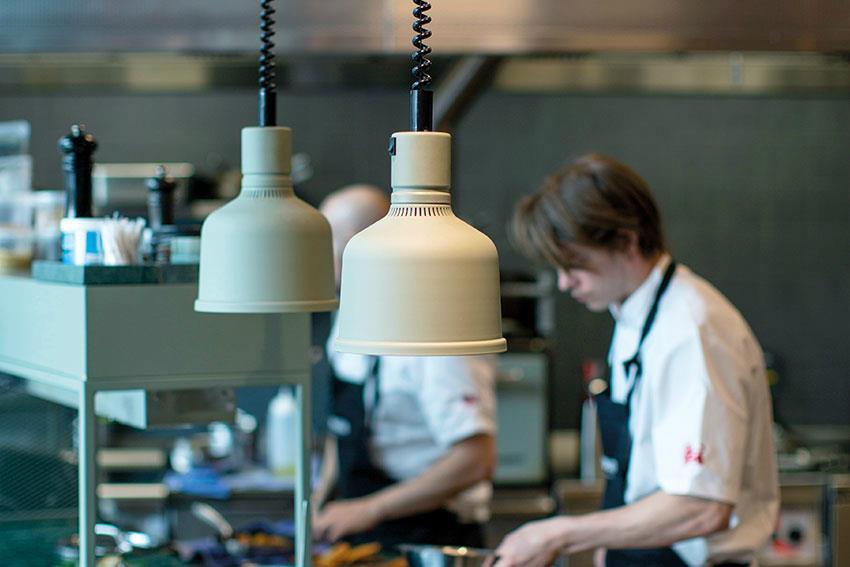 Lampes chauffantes à cordon réglable FOCUS MS