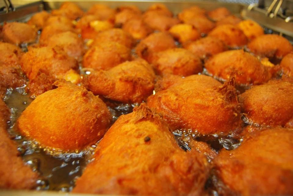 Panier de cuisson en inox